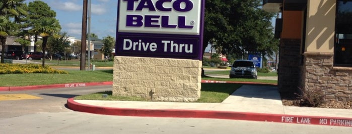 Taco Bell is one of Lieux qui ont plu à Scott.