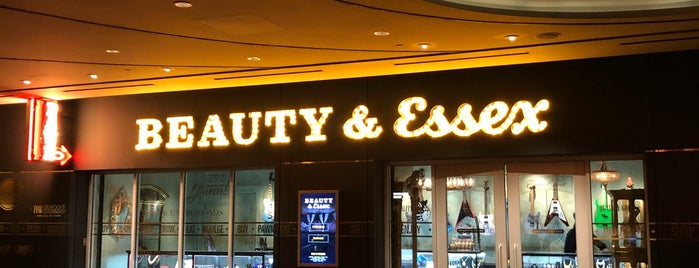 Beauty & Essex Las Vegas is one of Lugares favoritos de Louis.