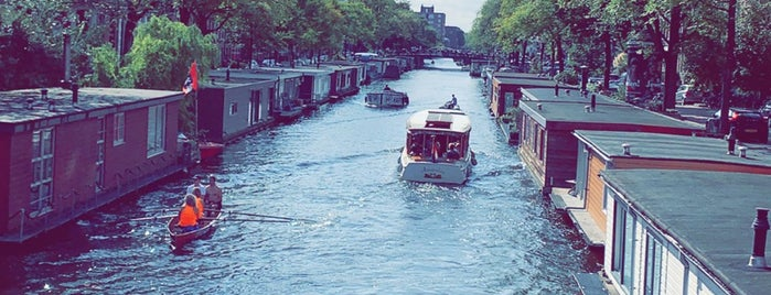 Mokumboot Amsterdam is one of Amsterdam para Maria y Antonio.