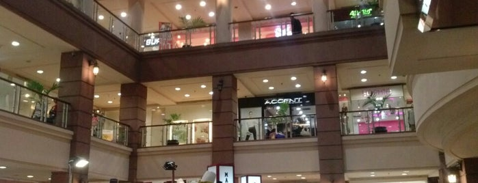Galeria Mall is one of Lively Yogyakarta.