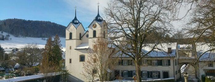Schloss Böttstein is one of Castles.