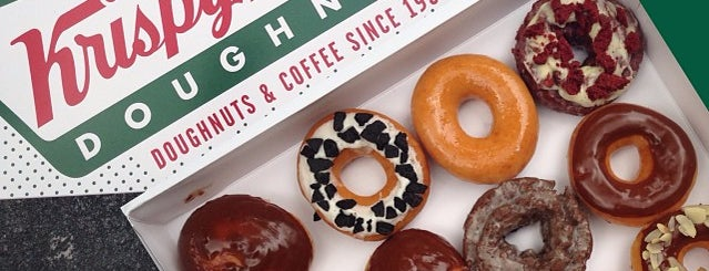 Krispy Kreme is one of Lugares favoritos de S.