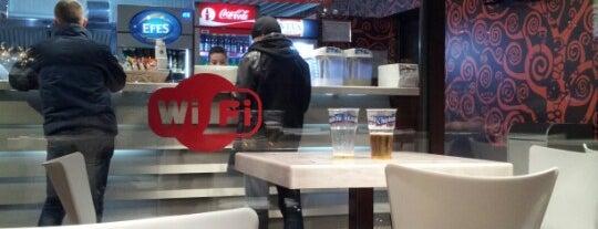 Twister is one of Best Restaurants (6.0+) in Chișinău.