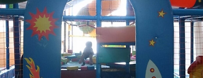 Peek-A-Boo Playground is one of 子連れで遊ぶシンガポール.