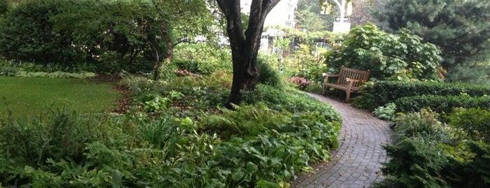 Jefferson Market Garden is one of long walks - NY airbnb.