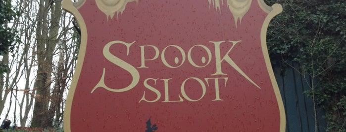Spookslot is one of Lugares favoritos de Waldo.
