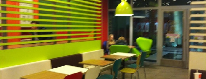 McDonald's is one of Ярослава 님이 좋아한 장소.