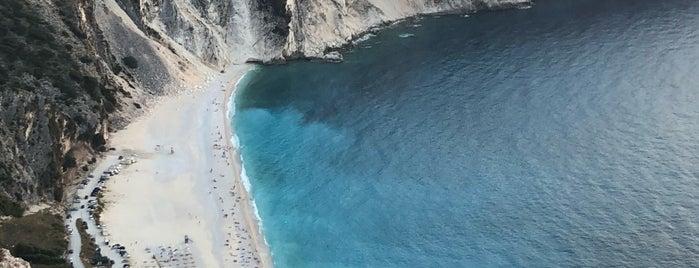 Myrtos Beach View Point is one of Ismail 님이 좋아한 장소.