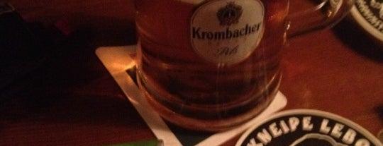 Lebowski is one of Ich bin ein Berliner.