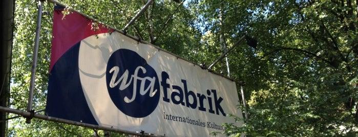 ufaFabrik is one of berlin fur kinder.