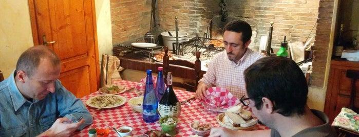 Antica osteria di Nandone is one of Mugello Ruspante <3.