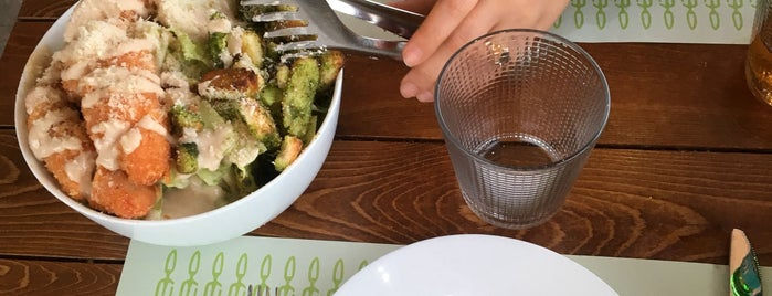 New Sense Italian Food, رستوران حس نو is one of Tempat yang Disukai Parisa.