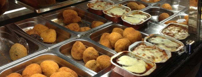 Mondo Arancina is one of street food a Roma by streatit.com.