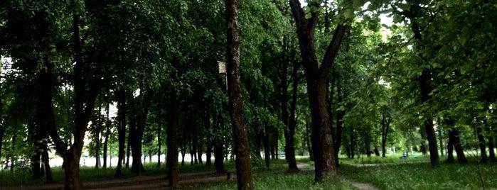 Грушевский сквер is one of Gespeicherte Orte von Denis.