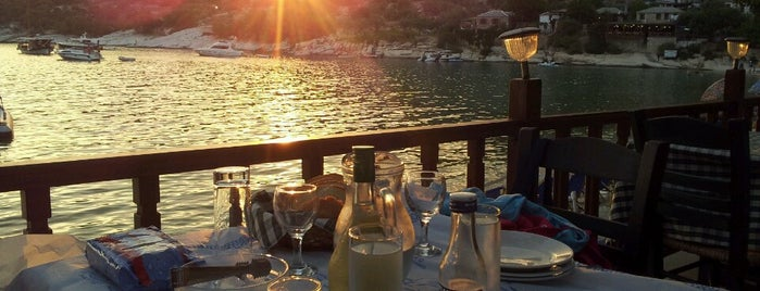 Limanaki Tavern - Cafe is one of Thassos.