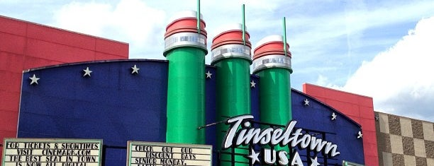 Tinseltown is one of Phillip's Liked Places.