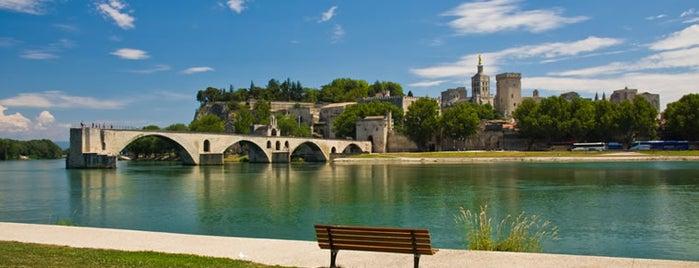 Avignon adresses