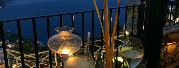Rossellinis is one of Amalfi Coast.