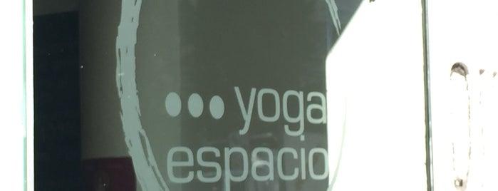 Yoga Espacio is one of Lugares favoritos de Irlys.