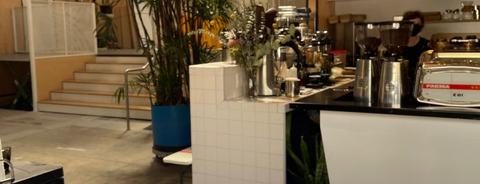 Front Pop-Up is one of Juha's Top 200 Coffee Places.