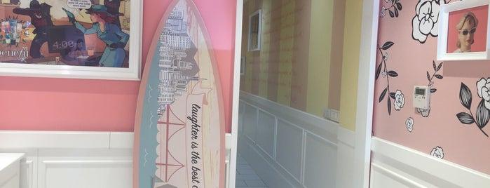 Boutique Benefit is one of Lugares favoritos de Lucía.