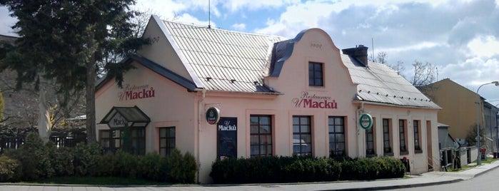 U Macků is one of Tempat yang Disimpan Vratislav.