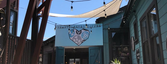 Heartsleeves Coffee is one of San Diego want to go.