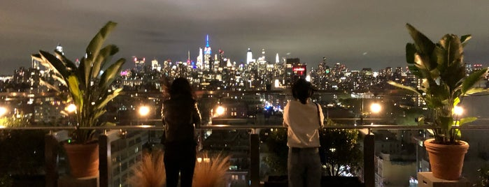 Rooftop Bowery 50 is one of New York 2018.