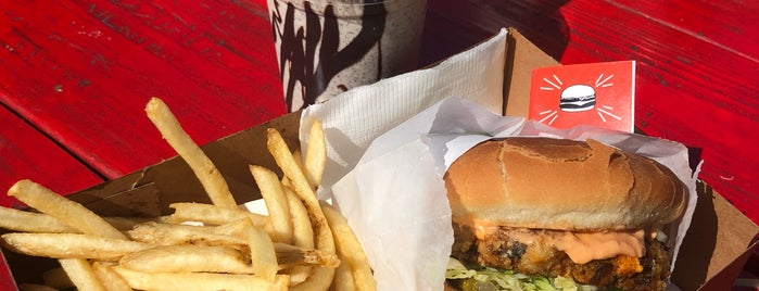 Burgerlords is one of Los Angeles.