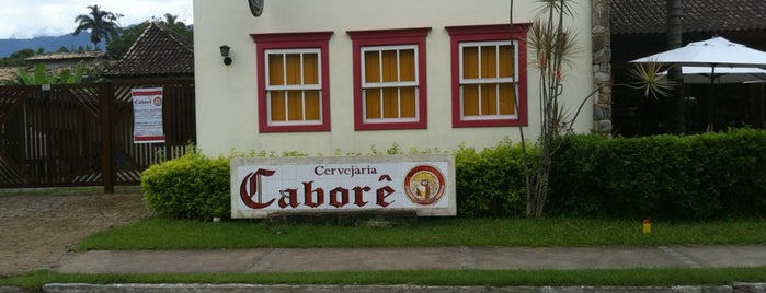 Cervejaria Caborê is one of Paraty.