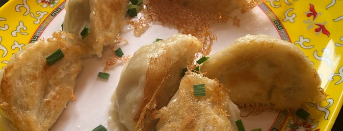 Gubock Dumplings is one of Dmitryさんの保存済みスポット.