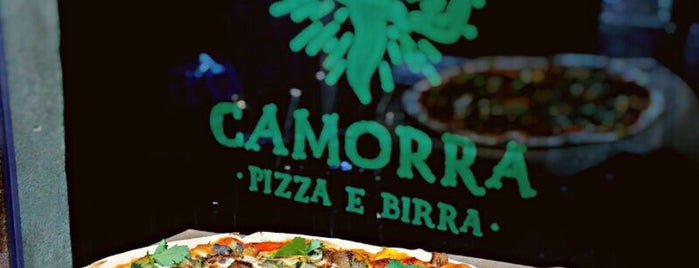 Camorra Pizza&Birra is one of СПб.