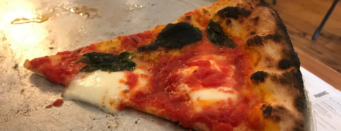 Bricco Coal Fired Pizza is one of New Jersey - Dirty Jerz.
