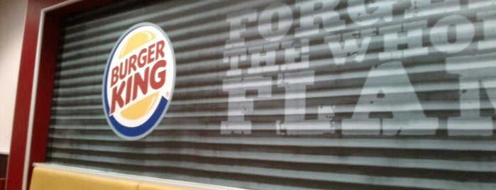 Burger King is one of Posti che sono piaciuti a Carl.