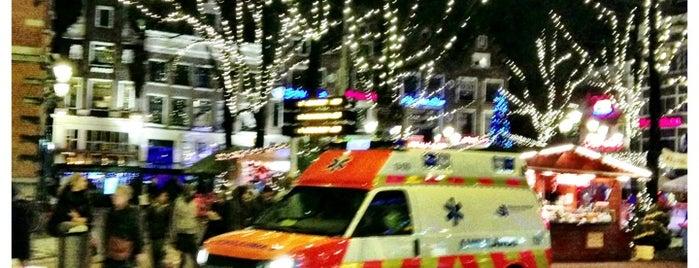 Café De Waard is one of I amsterdam.