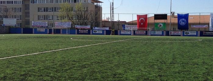 Selimiye Spor Tesisleri is one of Yeni listem.
