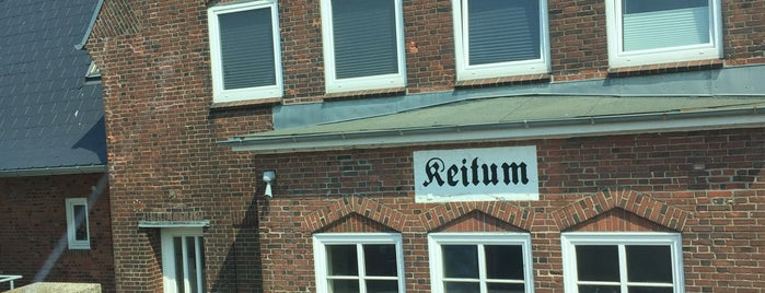 Bahnhof Keitum is one of Joud's Liked Places.