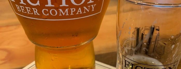 Fiction Beer Company is one of สถานที่ที่ Daniel ถูกใจ.