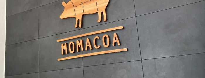 Momacoa is one of Merida.