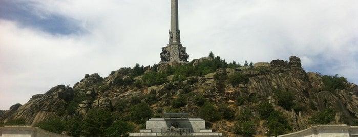 Valle de los Caídos is one of Tempat yang Disukai El Humanoide.