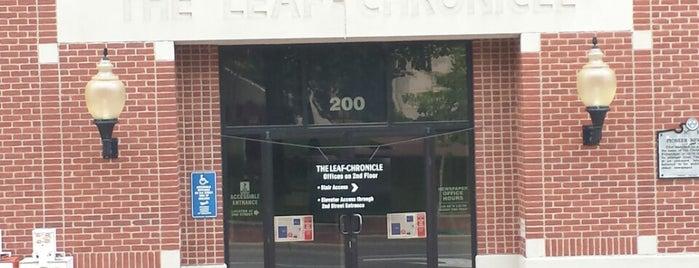 Leaf Chronicle is one of Orte, die Mario gefallen.