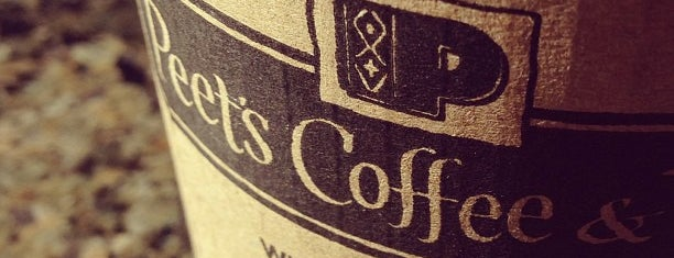 Peet's Coffee & Tea is one of Nathanさんの保存済みスポット.