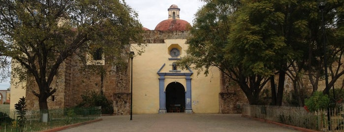 Villa de Zaachila is one of Oaxaca.