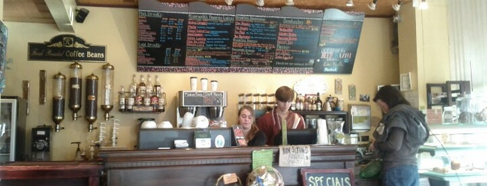 Riverwalk Roasters Café and Coffee Shop is one of #ThirdWaveWichteln Coffee Places.
