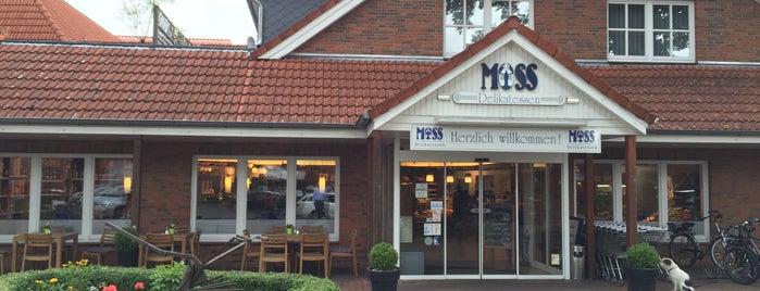Moss Delikatessen is one of SMS FRANKFURT Group Travel 님이 좋아한 장소.