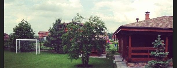 Сосновые берега is one of Dima'nın Beğendiği Mekanlar.