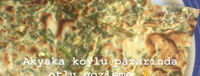 Akyaka Pazarı is one of Serpilさんのお気に入りスポット.