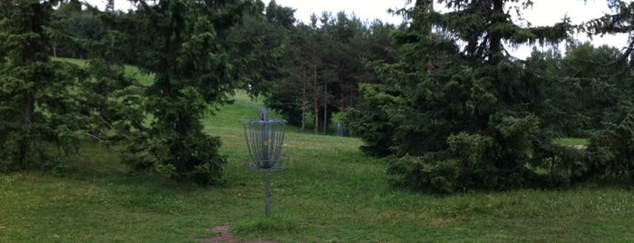 Hervanta Discgolf Park is one of Top Picks for Disc Golf Courses 2.