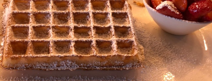 House of Waffles is one of Bruges.