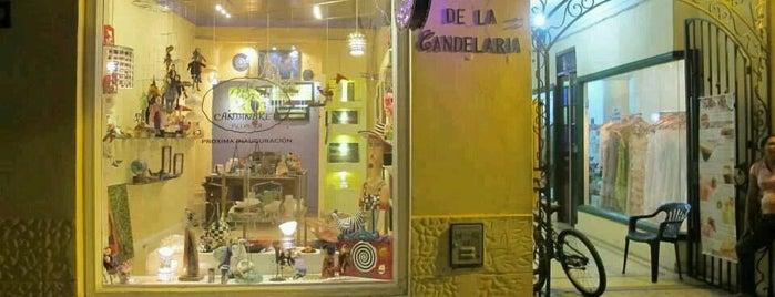 CANDINARET is one of Cartagena de Índias, Colombia.